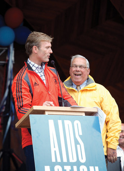 AIDS Walk Boston & 5K Run Draws 10,000 and raises nearly $1M for AIDS Action Committee