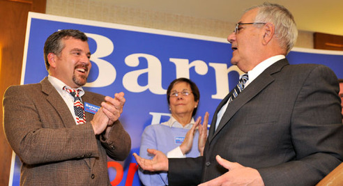 Barney Frank to tie the knot