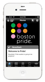 EDGE Media Network announces free Boston Pride app for iPhone