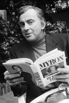 Iconic, iconoclastic gay author Gore Vidal, 86, dies in L.A.